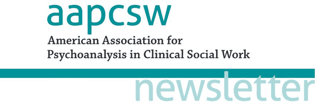 graphic: AAPCSW Newsletter